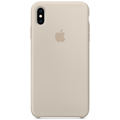 Apple iPhone XS Max Silicone Case stone