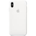 Apple iPhone XS Max Silicone Case white