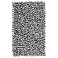 Aquanova ROCCA Badteppich 60x60 cm silbergrau