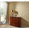 Architects Paper barocke Mustertapete Luxury Classics Vliestapete beige gelb metallic 10,05 m x 0,53 m