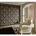 Architects Paper barocke Mustertapete Luxury Classics Vliestapete metallic rot schwarz