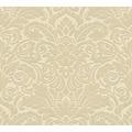 Architects Paper beflockte Vliestapete Castello Tapete beige 335831 10,05 m x 0,52 m