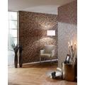 Architects Paper Mustertapete Nobile, Tapete, braun, metallic, schwarz 10,05 m x 0,70 m