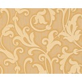 Architects Paper Mustertapete Tessuto, Textiltapete, beige, braunbeige, hellelfenbein 10,05 m x 0,53 m
