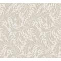 Architects Paper Textiltapete Di Seta Tapete mit floralen Ornamenten grünbeige metallic 366664 10,05 m x 0,70 m