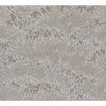 Architects Paper Vliestapete Absolutely Chic Tapete mit Blumen floral metallic grau 369721