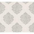 Architects Paper Vliestapete Alpha Tapete mit Ornamenten barock beige metallic 324803 10,05 m x 0,53 m