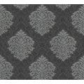 Architects Paper Vliestapete Alpha Tapete mit Ornamenten barock metallic schwarz 324804 10,05 m x 0,53 m