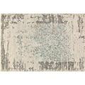 Arte Espina Teppich Damast 8067 Grau 120 x 180 cm
