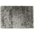 Arte Espina Teppich Grace Shaggy Blaugrau 120 x 170 cm