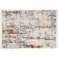 Arte Espina Teppich Palace 200 Grau / Orange 120 x 170 cm
