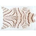 Arte Espina Teppich Rabbit Animal 400 Elfenbein / Taupe / Weiß 120 x 160 cm