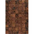 Arte Espina Teppich Voila 100 Braun 120 x 170 cm