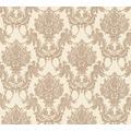 AS Création barocke Mustertapete Château 5 Vliestapete beige braun metallic 344925 10,05 m x 0,53 m