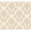 AS Création barocke Mustertapete Château 5 Vliestapete beige creme 344921 10,05 m x 0,53 m