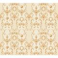 AS Création barocke Mustertapete Château 5 Vliestapete creme metallic 343925 10,05 m x 0,53 m