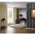 AS Création barocke Mustertapete Hermitage 10 grau metallic schwarz 10,05 m x 0,53 m