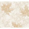 AS Création florale Mustertapete in Vintage Optik Borneo Tapete beige creme metallic 322644