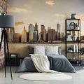 AS Création Fototapete New York City 130 g Vlies mehrfarbig 3,36 m x 2,60 m