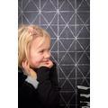 AS Création grafische Mustertapete Ökotapete Scandinavian Style schwarz weiß 10,05 m x 0,53 m