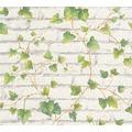 AS Création Mustertapete Essentials Tapete braun grün weiß 319421 10,05 m x 0,53 m