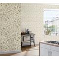 AS Création Mustertapete Essentials Tapete grau weiß 319431 10,05 m x 0,53 m