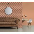 AS Création Mustertapete Hermitage 10 braun creme metallic 10,05 m x 0,53 m