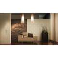 AS Création Mustertapete Hermitage, Satintapete, klassisch, floral, beige, metallic 10,05 m x 0,53 m