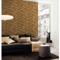 AS Création Mustertapete in 3D-Optik Move your Wall, Tapete, beige