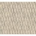 AS Création Mustertapete in Riffelblech Optik Happy Spring Vliestapete beige grau 343462 10,05 m x 0,53 m