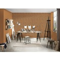 AS Création Mustertapete Rusted Simply Decor Tapete braun orange 335483 10,05 m x 0,53 m