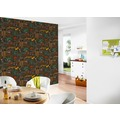 AS Création Mustertapete Simply Decor Tapete bunt schwarz 340721 10,05 m x 0,53 m