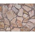 AS Création Mustertapete Wood`n Stone, Tapete, Natursteinoptik, beige, braun, grau 10,05 m x 0,53 m
