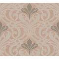 AS Création neo barocke Mustertapete Kingston Strukturprofiltapete beige braun metallic 327552 10,05 m x 0,53 m
