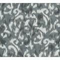 AS Création neobarocke Mustertapete in Vintage Optik Havanna Tapete blau schwarz weiß 325801 10,05 m x 0,53 m