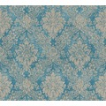 AS Création neobarocke Mustertapete Secret Garden Tapete blau braun metallic 336075 10,05 m x 0,53 m