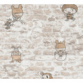 AS Création Papiertapete Boys & Girls 6 Tapete in Vintage Backstein Optik beige grau 369873 10,05 m x 0,53 m