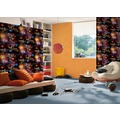 AS Création Unitapete Boys & Girls 5, Papiertapete, orange 10,05 m x 0,53 m