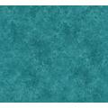 AS Création Vliestapete Asian Fusion Unitapete blau grün 374677