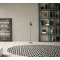 AS Création Vliestapete Beton Concrete & More Tapete in Vintage Beton Optik grau 224033 10,05 m x 0,53 m
