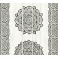 AS Création Vliestapete Boho Love Tapete im Ethno Look weiß grau schwarz 364623 10,05 m x 0,53 m