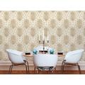 AS Création Vliestapete Boho Love Tapete mit Vintage Ornamenten metallic beige creme 10,05 m x 0,53 m