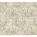 AS Création Vliestapete Character Tapete im Ethno Look beige creme grau 367713 10,05 m x 0,53 m