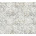 AS Création Vliestapete Character Tapete im Ethno Look blau grau weiß 367712 10,05 m x 0,53 m