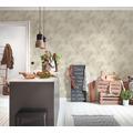 AS Création Vliestapete Exotic Life Tapete mit Palmenblättern beige creme 372753 10,05 m x 0,53 m