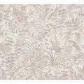AS Création Vliestapete Greenery creme beige weiß 372102 10,05 m x 0,53 m