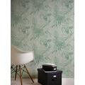 AS Création Vliestapete Greenery Tapete mit Palmenprint in Dschungel Optik grün 368202 10,05 m x 0,53 m