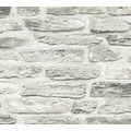 AS Création Vliestapete Il Decoro Tapete in Naturstein Optik beige creme grau 364783 10,05 m x 0,53 m