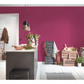 AS Création Vliestapete mit Glitter Trendwall Tapete Uni metallic rosa lila 10,05 m x 0,53 m