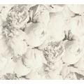 AS Création Vliestapete Neue Bude 2.0 Edition 2 creme beige grau 373984 10,05 m x 0,53 m
